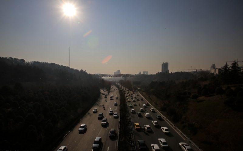 هوای تهران به ۴۰ درجه سانتیگراد میرسد