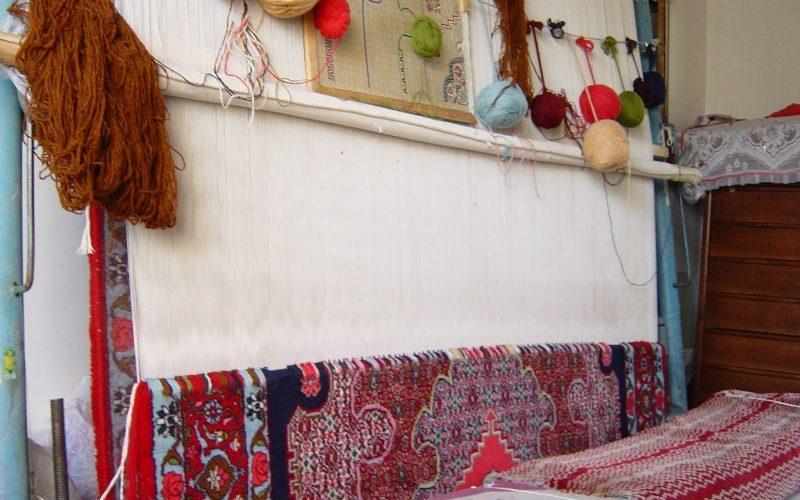 برپایی نمایشگاه صنایع دستی و منسوجات ایران در اربیل عراق