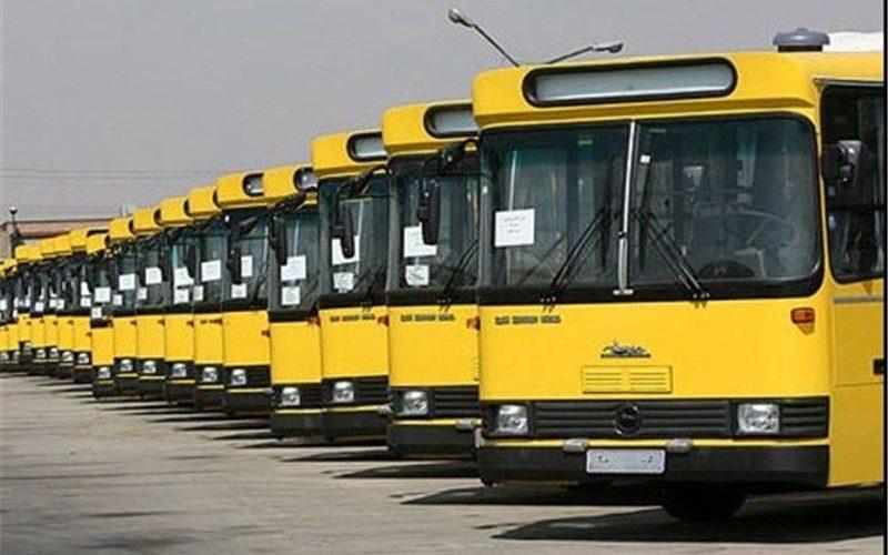 سهم ۸۲ درصدی دولت در نوسازی ناوگان اتوبوسرانی