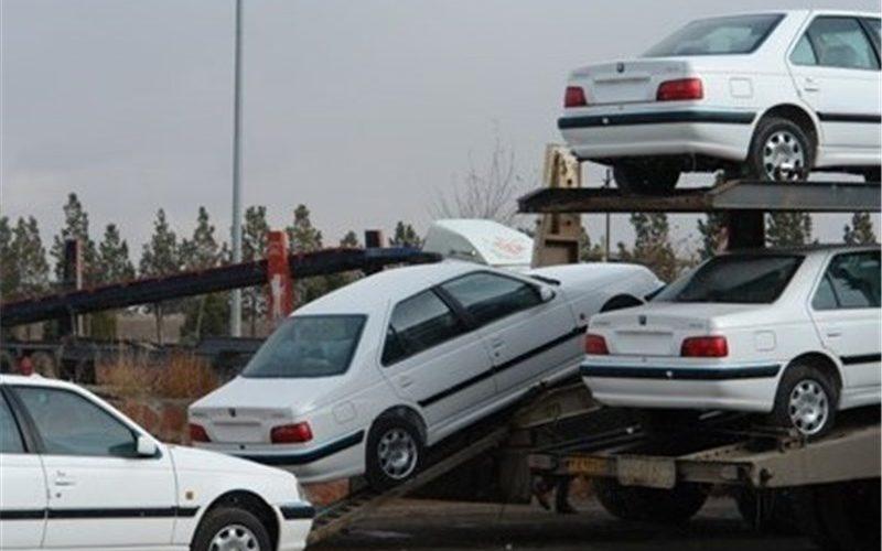 هدفگذاری صادرات ۲.۲ میلیارد دلاری خودرو
