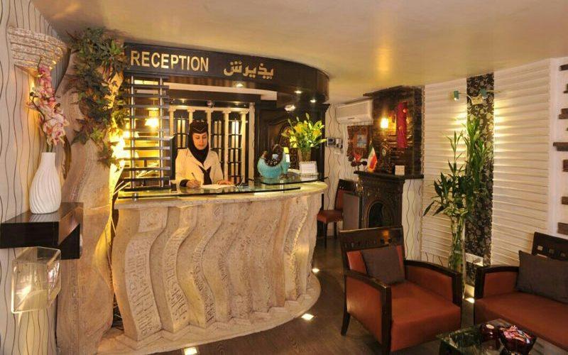 فیلتر سایت رزرو آنلاین هتل در ایران