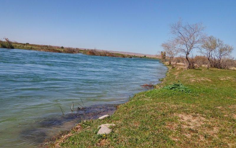 خرداد خشک در حوضه آبریز کرخه