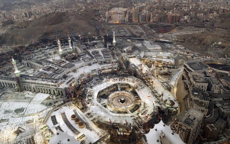 انفجار در نزدیکی مسجدالحرام
