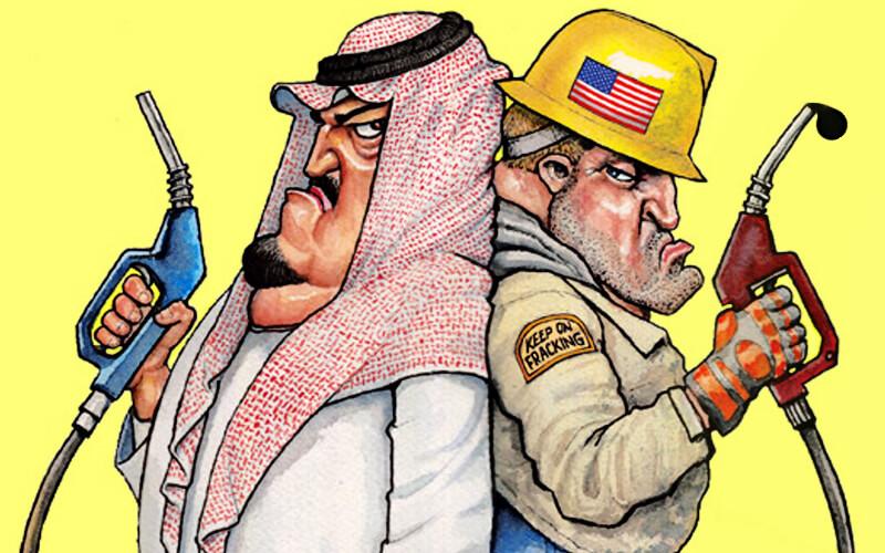 زورآزمایی آمریکا و اوپک بر سر قیمت نفت