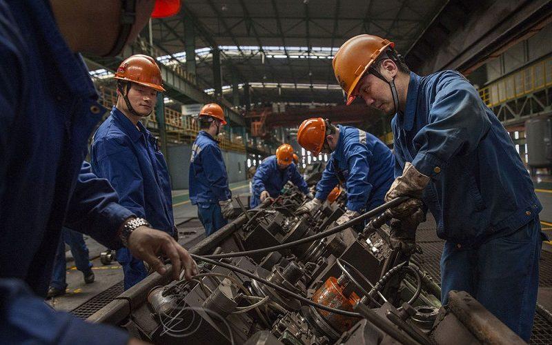 سلطه چین بر صنعت جهان