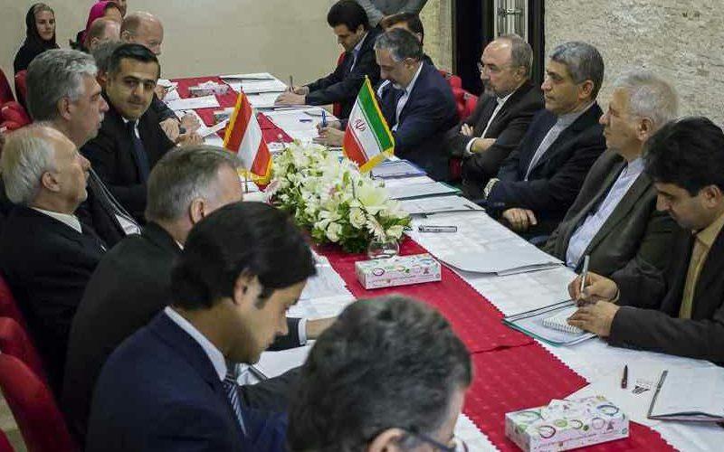 نهاییشدن توافق بین بانکهای مرکزی ایران و اتریش