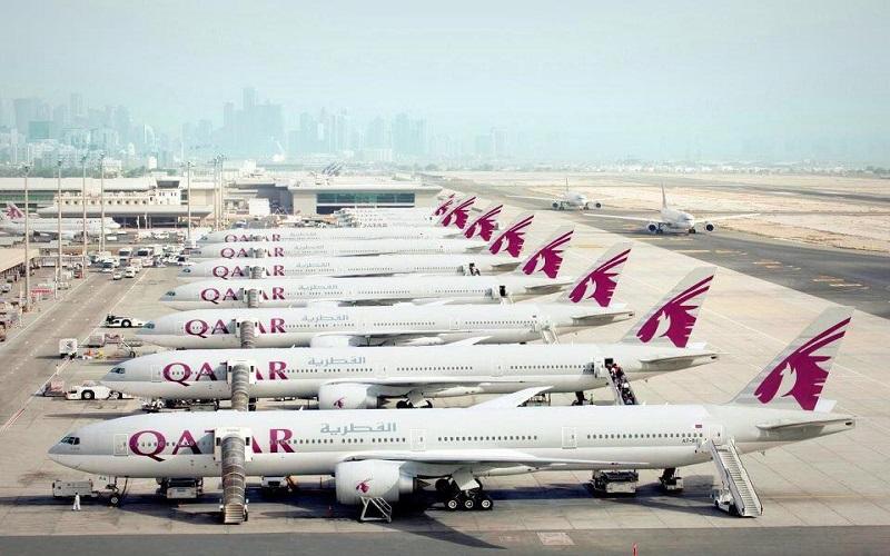 ایران شاهراه خطوط هوایی جهان