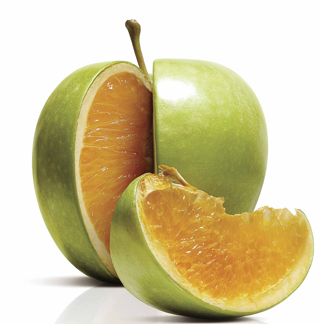 سیب پرتقال انتخاب