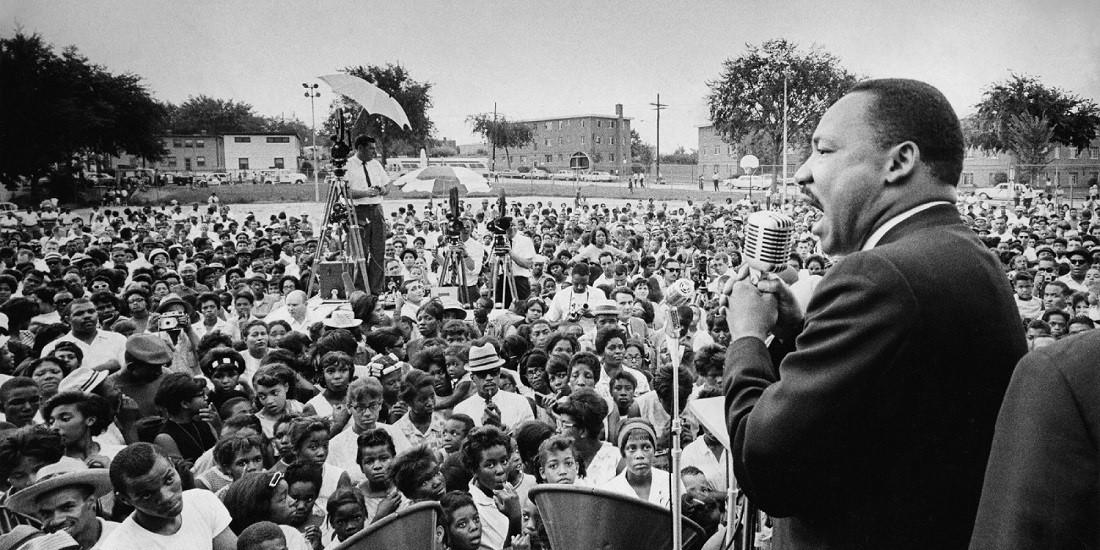 مارتین لوتر کینگ رهبری