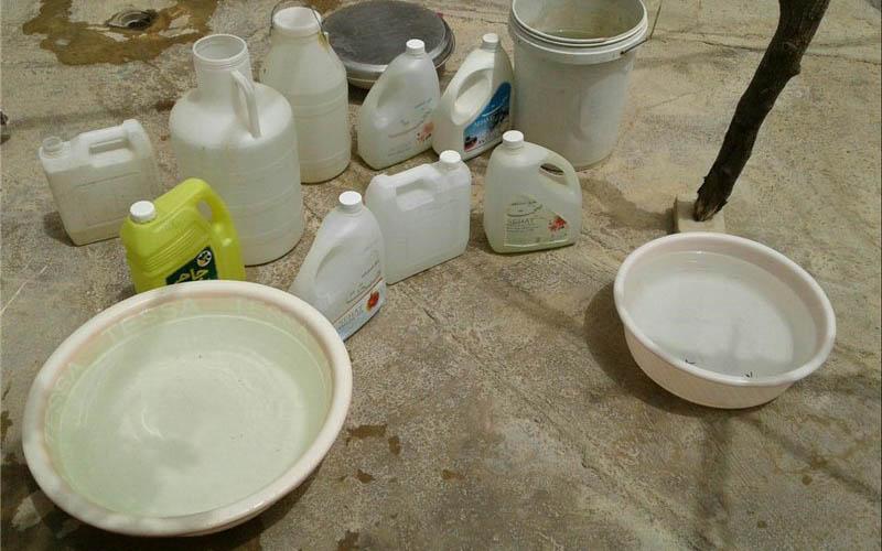 قطعی آب در اکثر مناطق ایلام از بامداد امروز