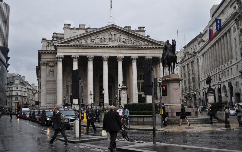 اعتصاب بیسابقه کارکنان بانک مرکزی انگلستان