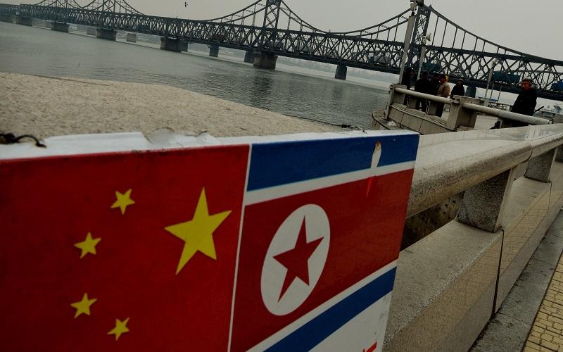 افزایش 10 درصدی تجارت چین و کره شمالی