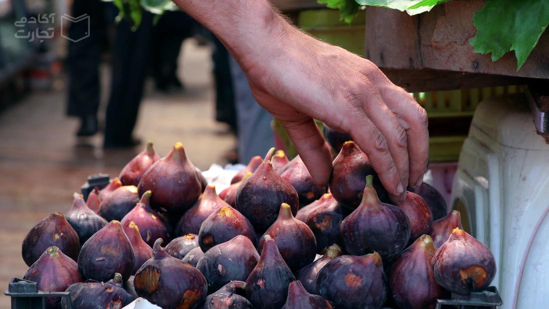 تمایز یکهتازی تحلیل VRIO بررسی استراتژی کسبوکار انجیر میوه بازار