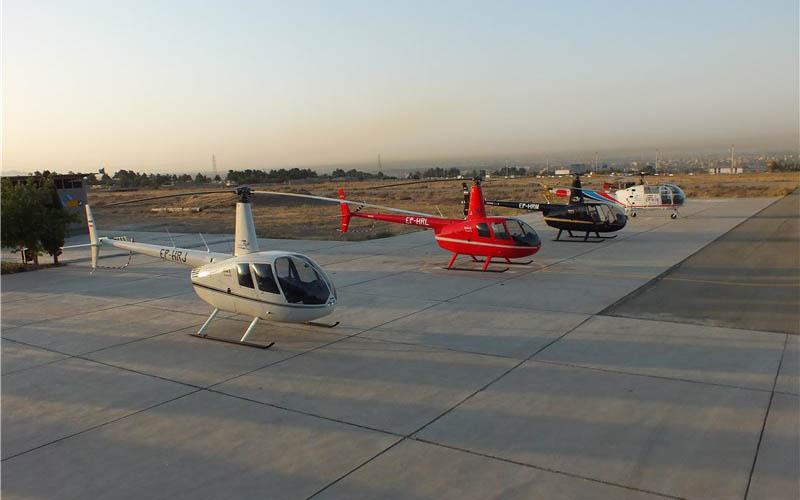 بالگردهای ایرانی در راه اخذ گواهینامههای بینالمللی