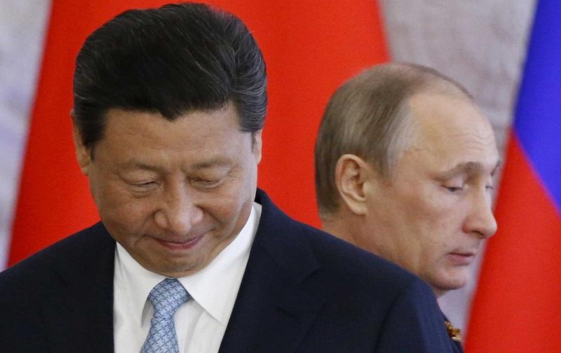 تجارت نابرابر چین و روسیه
