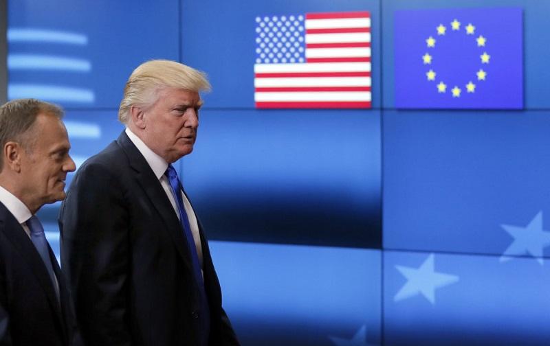 توتال شکاف میان اروپا و آمریکا را بیشتر کرد