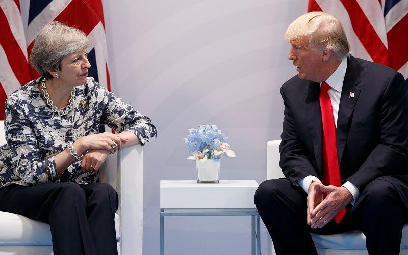 دلایل دشواری توافق تجاری آمریکا و انگلیس