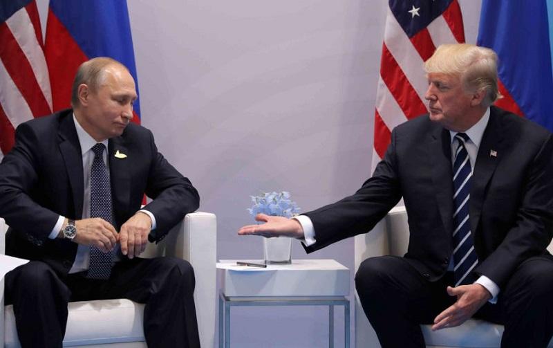 دیدار ترامپ و پوتین انتقاد دموکراتها را برانگیخت