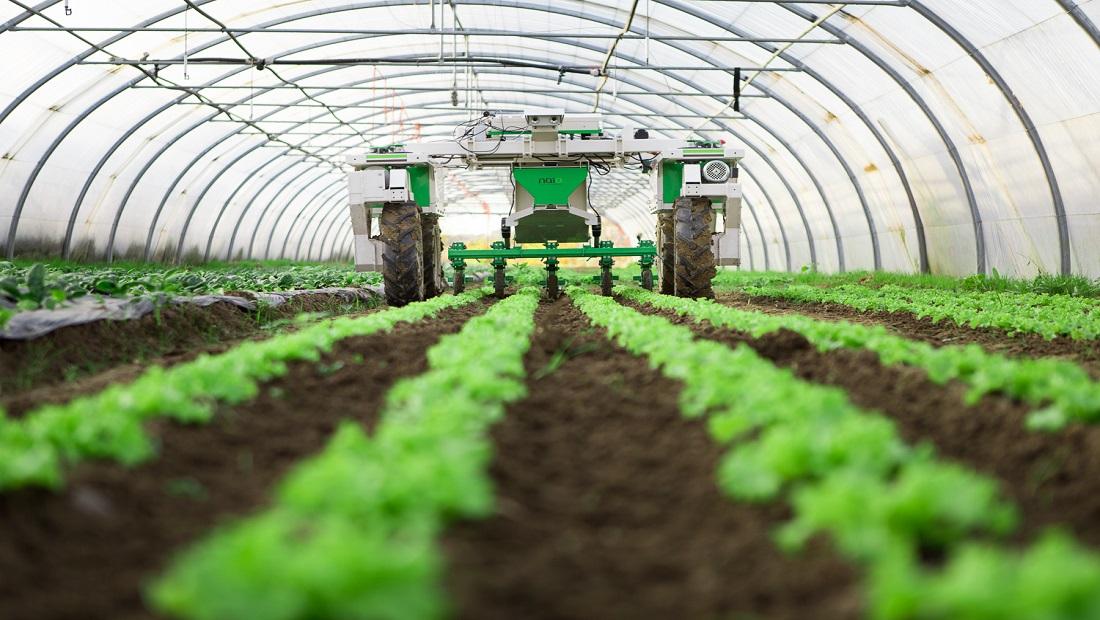 تحول کشاورزی به لطف رباتها و ماشینآلات