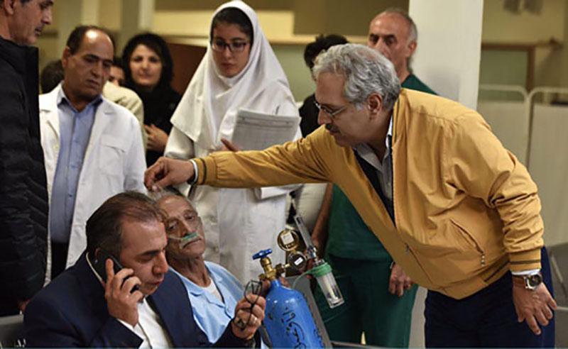 داغ شدن رقابت پرفروشها با اکران فیلم مهران مدیری