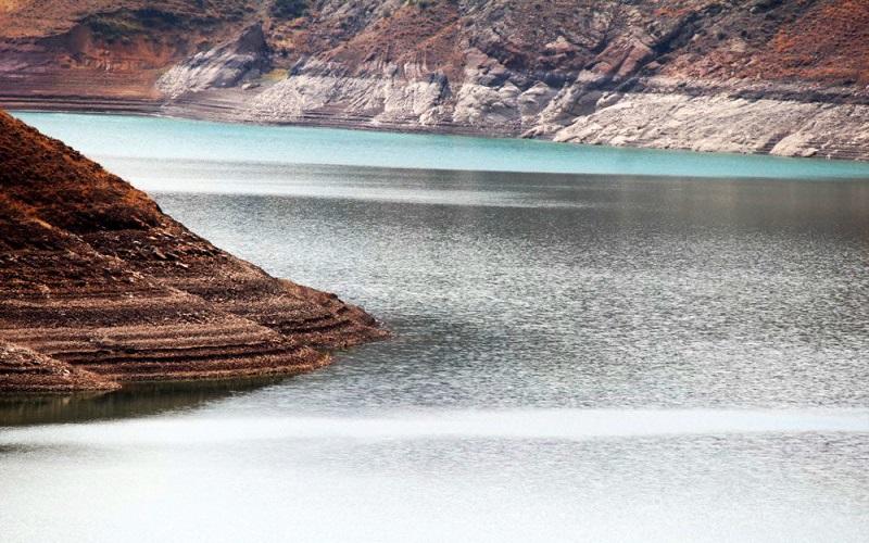 کاهش ۱۵ درصدی آب ورودی به سدها