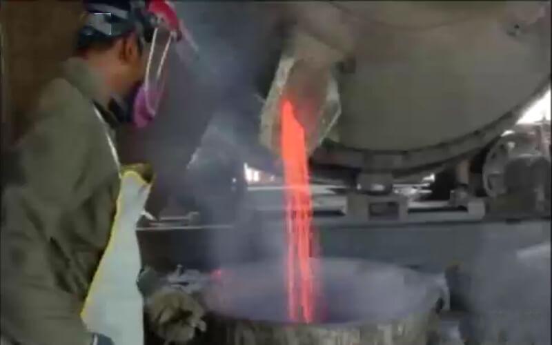 تولید سرب در جزیره قشم با طرحی نوین