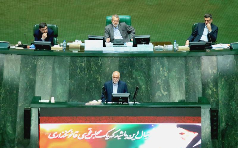چرایی ورود مجلس به قرارداد توتال