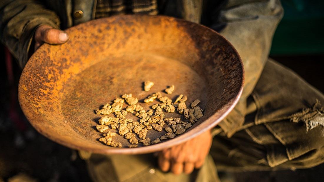 معدن طلا ارزشگذاری استارتآپ شرکت کسبوکار