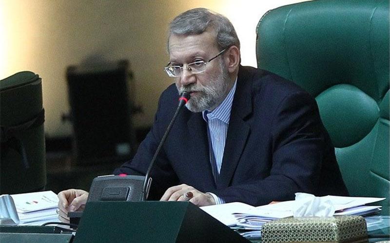 واکنش قاطعانه لاریجانی به اقدام آمریکا علیه سپاه