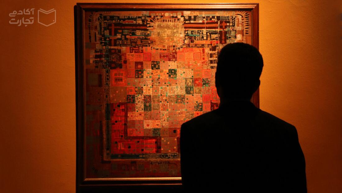فراغت لذت موزه هنر نقاشی بیکاری