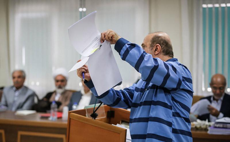 پایان سومین جلسه محاکمه دو متهم فساد نفتی