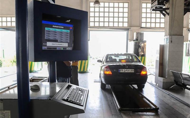 ابطال برگه معاینه فنی پس از مشاهده نقص فنی در خودرو