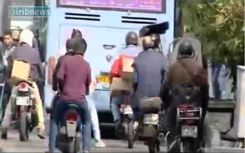 الزام بیمه شخص ثالث و آرم طرح ترافیک برای موتورسواران