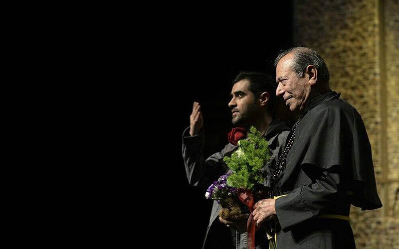 بلیت یک میلیونی برای تئاتر شهاب حسینی