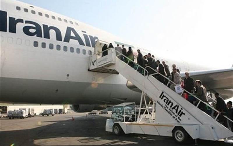 ۷۰ درصد از هواپیماهای ایرانایر زمینگیر هستند