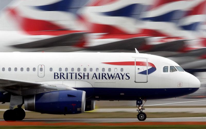 اعتصاب کارکنان هواپیمایی بریتانیا