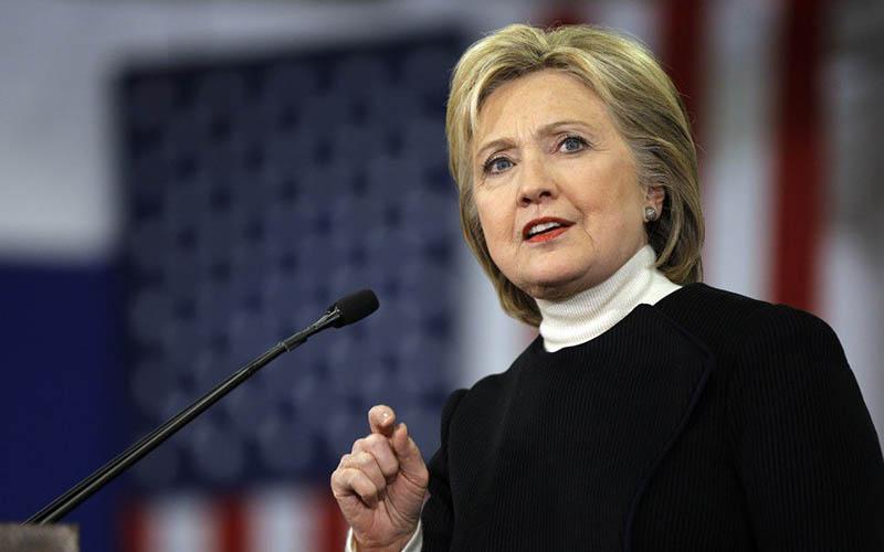 شکست در انتخابات، موضوع کتاب بعدی هیلاری کلینتون