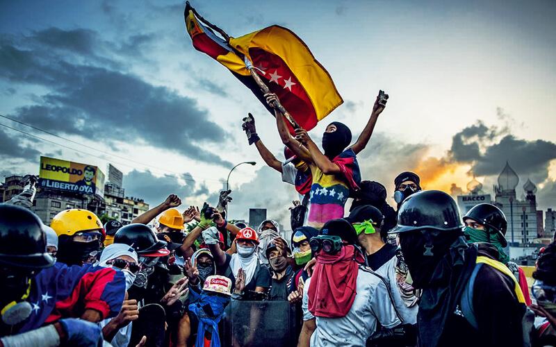 ونزوئلا در بحران