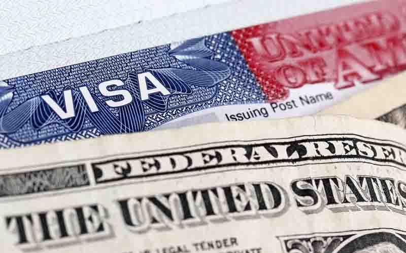 ویزای آمریکا میخواهید، نام کاربری خود را هم وارد کنید!