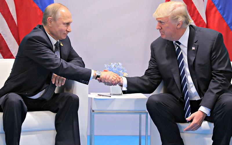 اعلام جنگ گازی روسیه و آمریکا توسط پوتین