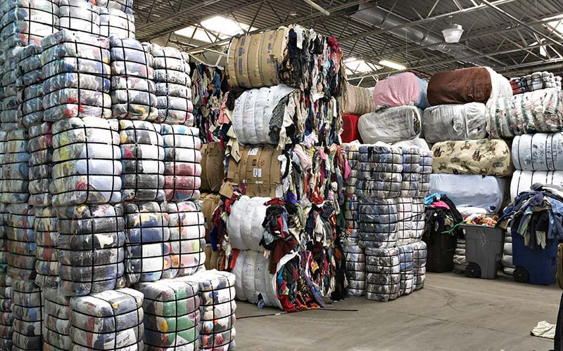 پوشاک بیشترین کالای وارداتی قاچاق