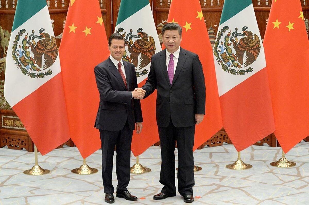 چین و مکزیک در آستانه توافق تجارت آزاد