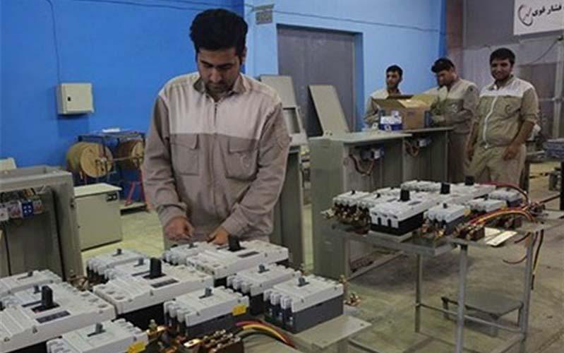 آموزش ۱۱ میلیون نفر ساعت در واحدهای صنعتی، بنگاههای تولید و اقتصادی