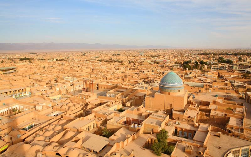 ثبت جهانی شهر یزد در یونسکو