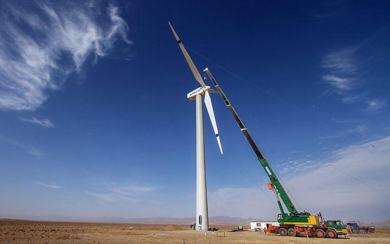ساخت نیروگاه بادی ایرانی در پاکستان