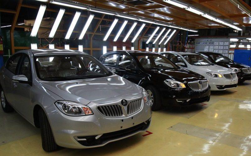 چند درصد از هر خودرو چینی، تولید داخل است؟