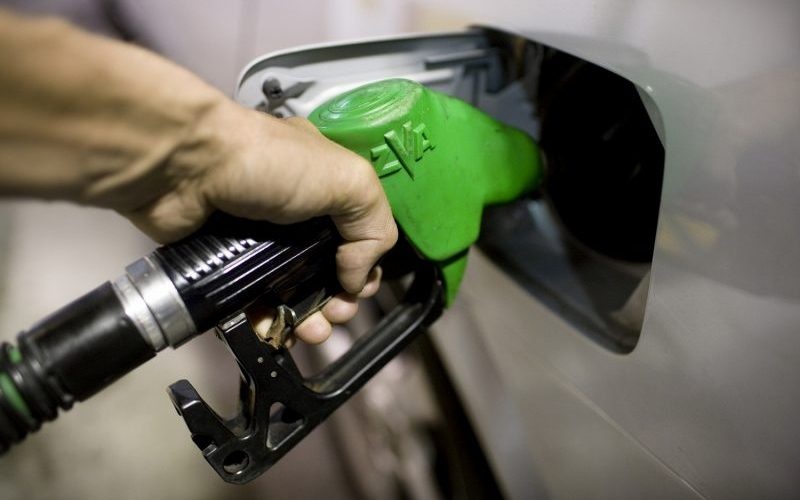 مصرف بنزین در تعطیلات هفته گذشته