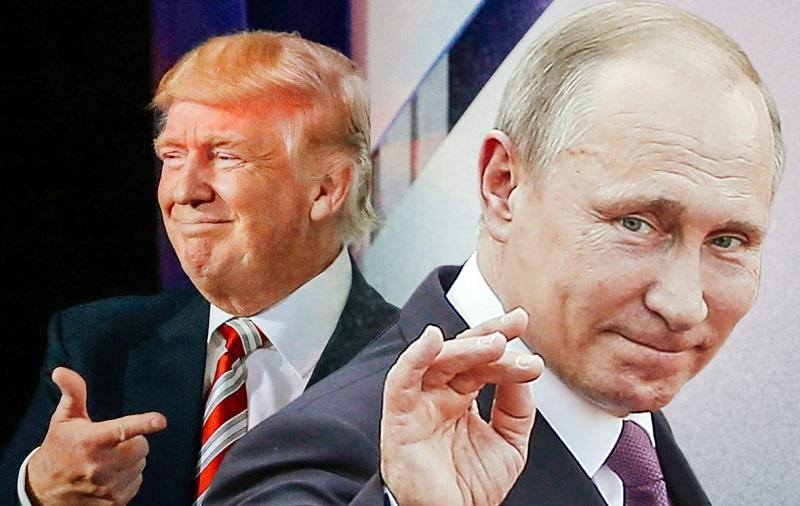 ترامپ پیروزی پوتین در انتخابات را تبریک گفت