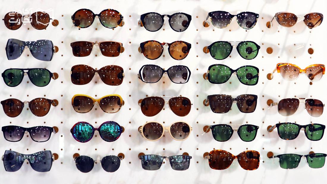 عینک تولید آفتابی متنوعسازی سرمایه گذاری برند