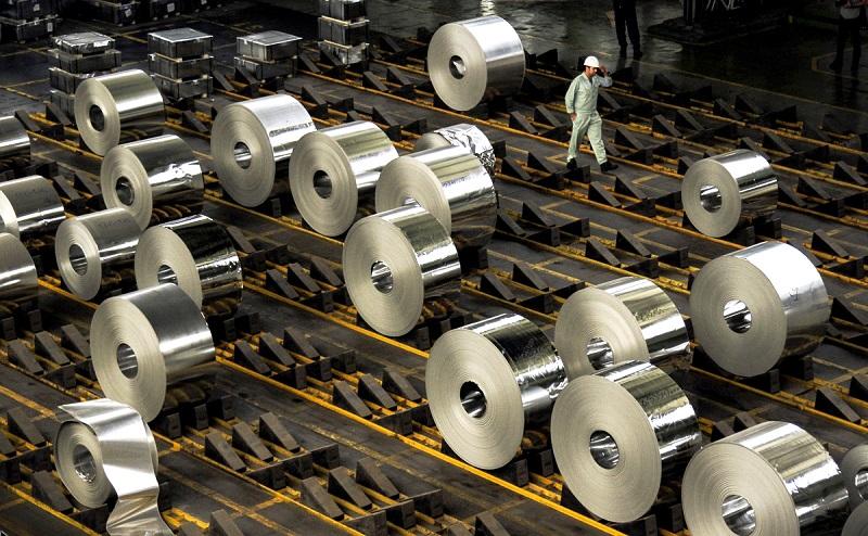 جنگ دامپینگی چشم آبیها علیه فولاد ایران